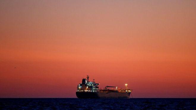 Marsel, neft tankeri