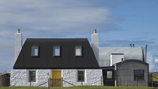 Modern Architecture Scotland best scottish buildings of the last century shortlisted - bbc news