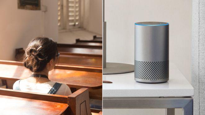 Church of England offers prayers read by Amazon's Alexa