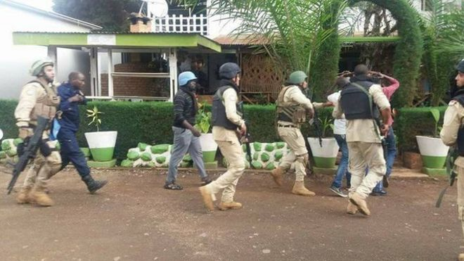 Abbas Kayonga, Monusco, armée congolaise, RDC, BBC Afrique