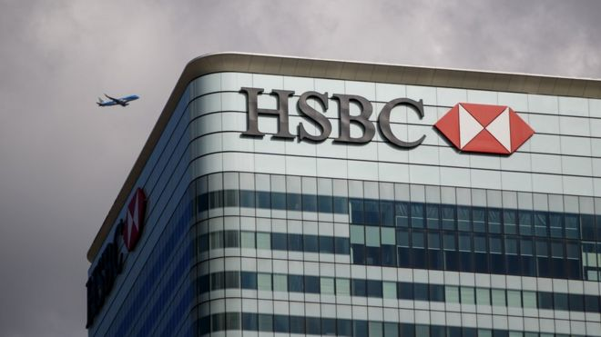 HSBC fights back in £450m pension row - BBC News