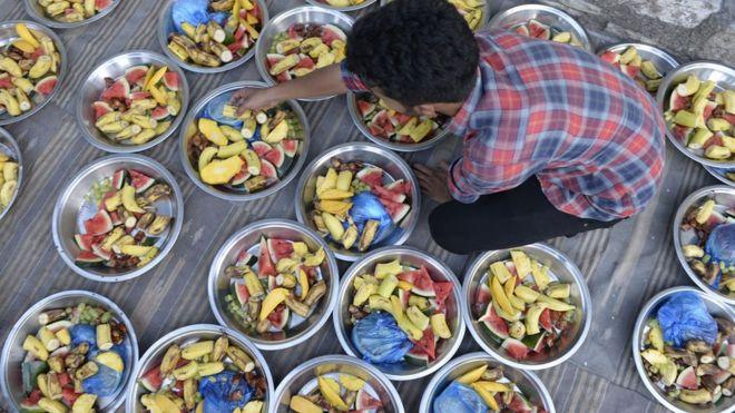 انڈیا، رمضان