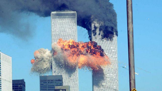 Resultado de imagen para Atentado World Trade Center 11 septiembre 2001