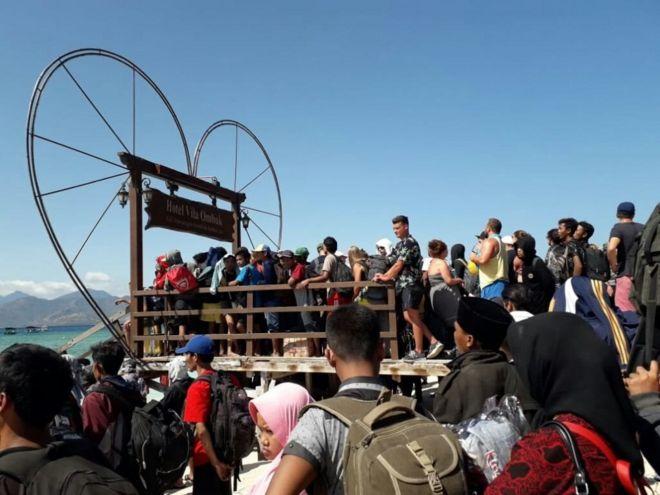 Pentingnya Kecermatan Data Pelancong di Wilayah 3 Gili Lombok