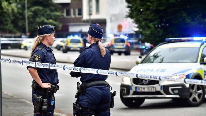 سه نفر در تیراندازی در سوئد کشته شدند