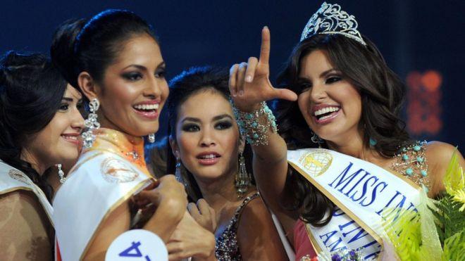 El escándalo que provocó la suspensión del concurso de Miss Venezuela