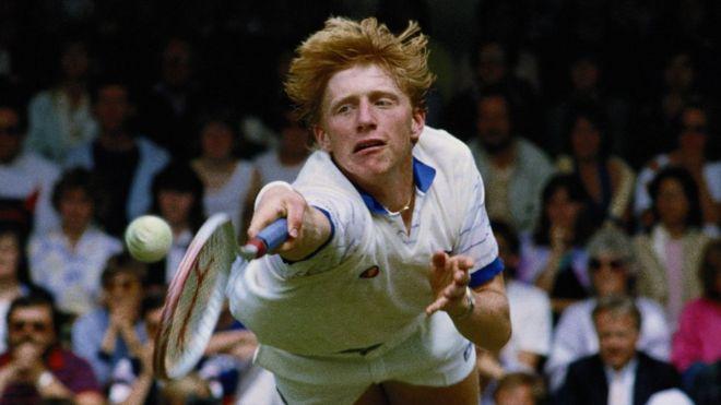 En 1985 Becker se convirtió en el jugador más joven en ganar Wimbledon, con sólo 15 años de edad.