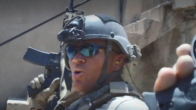 Imagem de video da Silvercorp com Goudreau