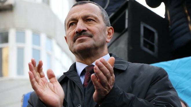 <p><strong>Tofiq Yaqublu azadlığa buraxıldı</strong></p>