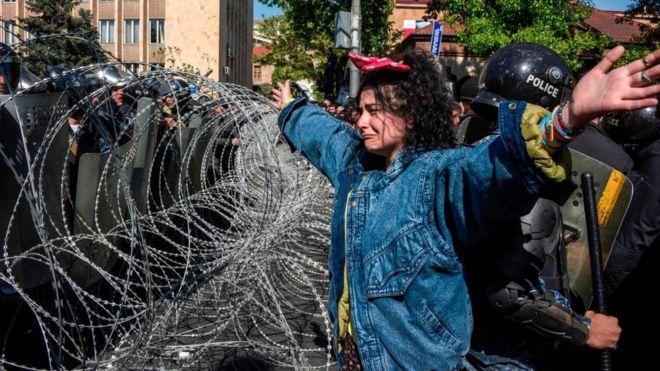 Yerevan. 16 aprel 2018