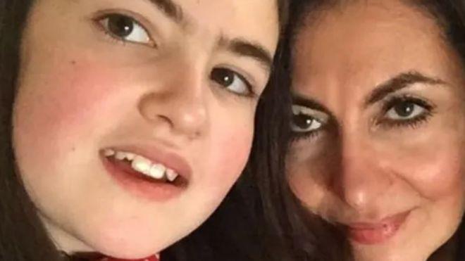 ابنة البريطانية المحتجزة في دبي بسبب