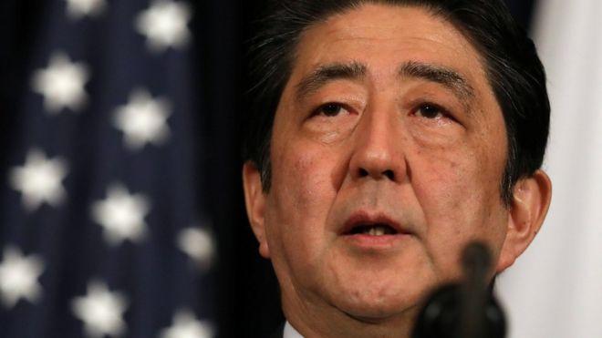 نتيجة بحث الصور عن Shinzo Abe The most protected presidents in the world