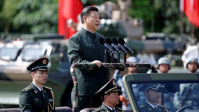 Tập Cận Bình muốn chấm dứt kỷ nguyên thống trị Châu Á của Mỹ