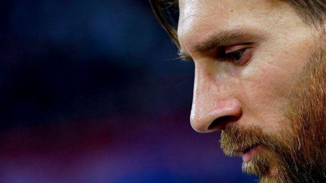 مسی در جامجهانی ۲۰۱۸: چه اتفاقی برای ستاره آرژانتین افتاده؟ بن ساترلند و فرناندو دوآرته - بیبیسی