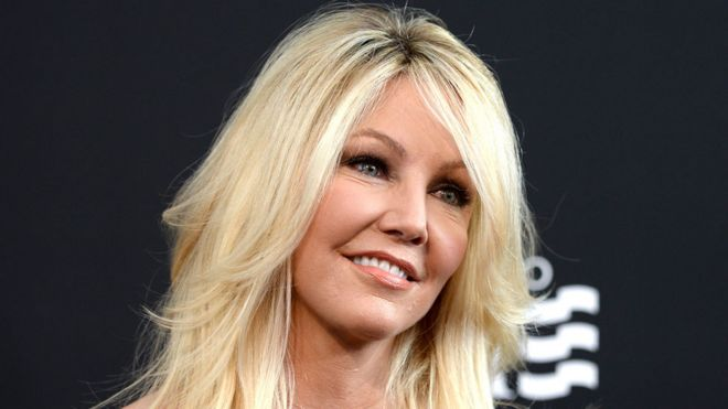 heather locklear actress pleads not guilty to battery bbc news