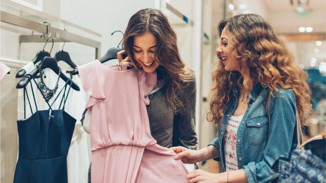 12711f0f33 Fast fashion is harming the planet, MPs say - BBC News