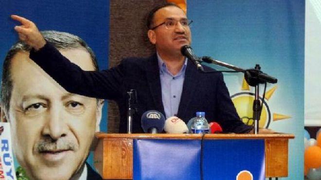 Bozdağ'dan ABD'ye tepki: Türkiye'yi iknaya gelmeyin