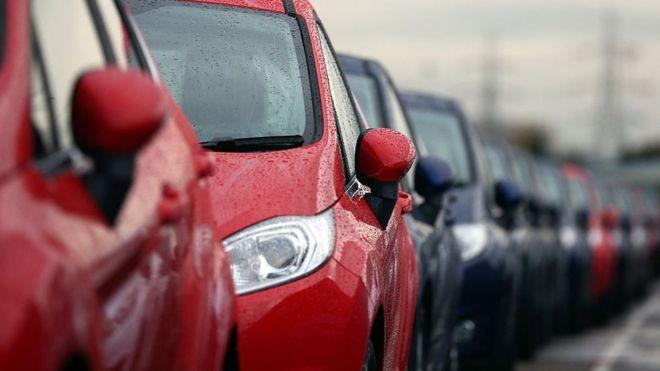 Brexit Threat To Car Finance Bbc News