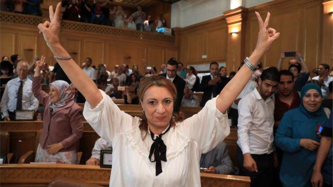 صحف عربية: انتخاب سعاد عبد الرحيم لرئاسة بلدية تونس