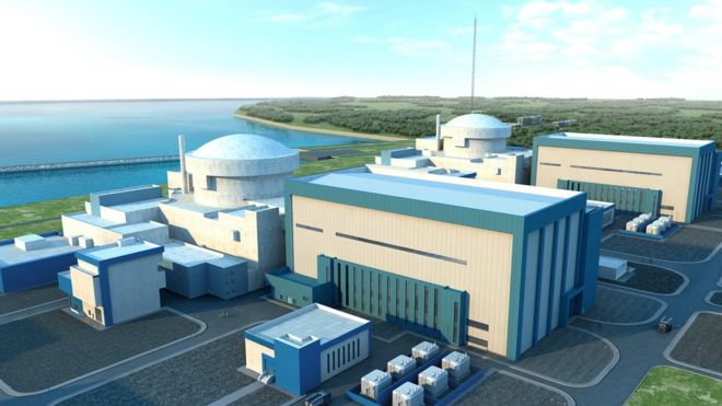 Rolls Royce Vies For Uk Nuclear Role Bbc News