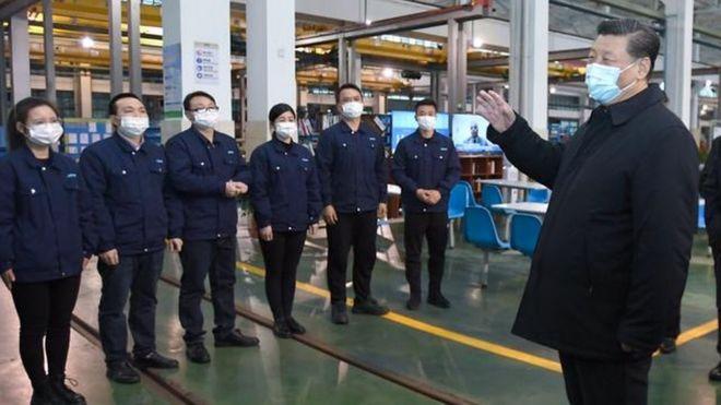 习近平3月29日在浙江考察。