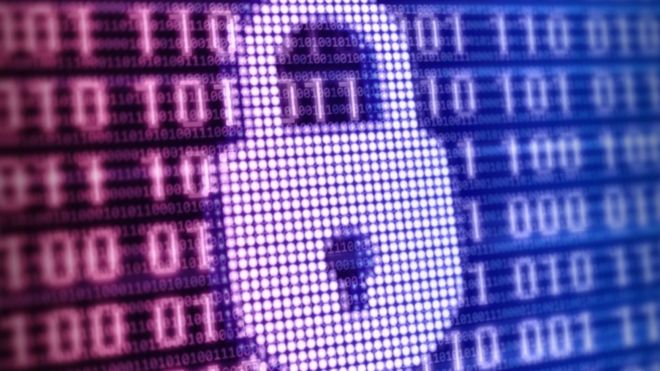 Digital padlock