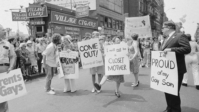 جشن افتخار همجنسگرایان در نیویورک، سال ۱۹۷۴