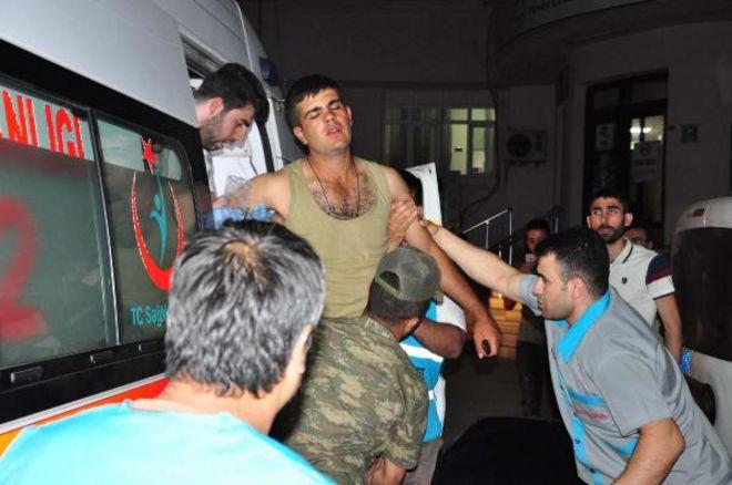 Manisa'da zehirlenen asker sayısı 731'e çıktı