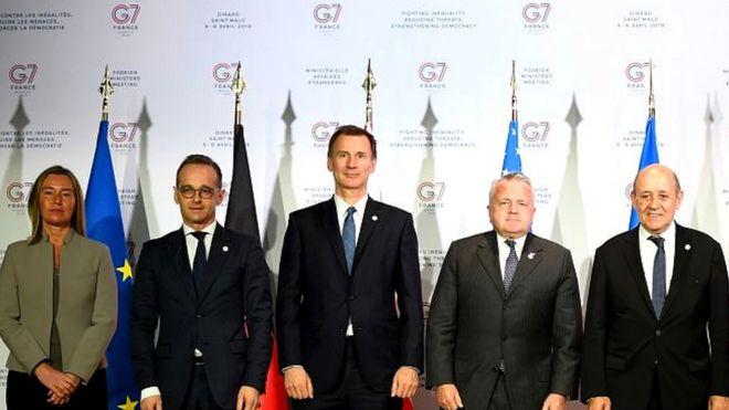 وزیران خارجه
