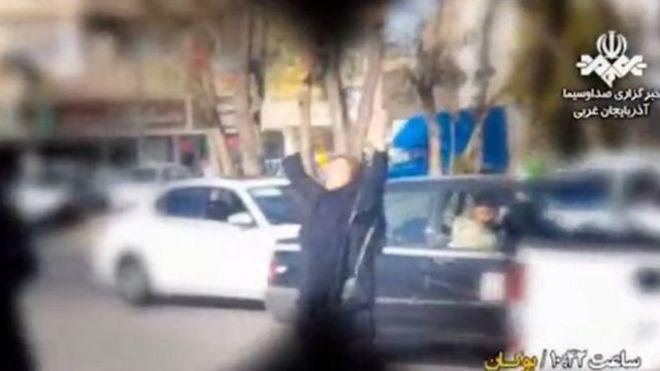 تصویری از تازهترین اعتراف تلویزیونی درباره اعتراضات اخیر در ایران
