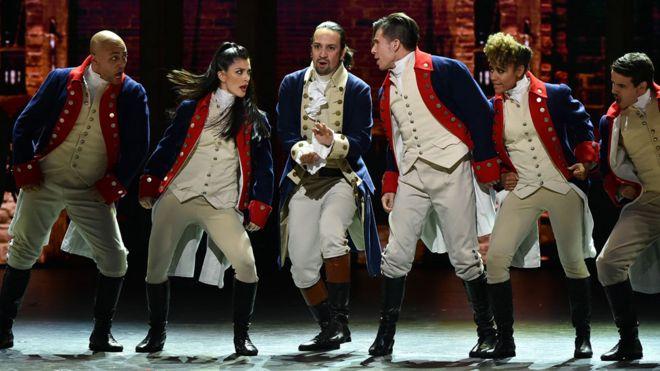 Hamilton: Could Lin-Manuel Miranda join West End production