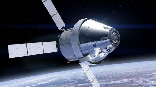 Cómo Es Orión La Nave Espacial Con La Que La Nasa Pretende
