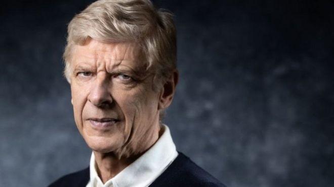 Former Arsenal Arsene Wenger