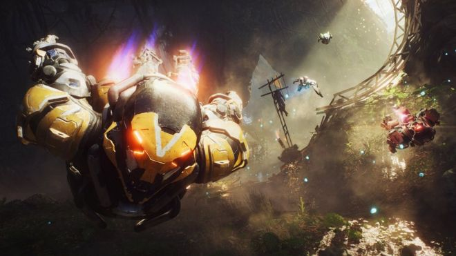 Sony offers refunds over Anthem game glitch