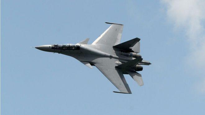 США сообщили о перехвате своего военного самолета китайскими ВВС - Фото