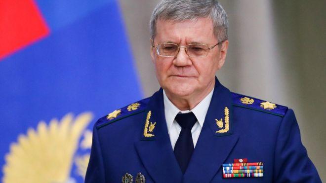 Долгожитель прокуратуры: чем запомнился Юрий Чайка