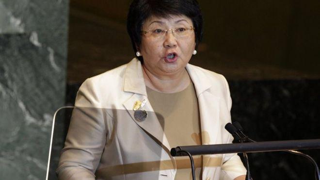 БУУнун генералдык Ассамблеясында, 2011- жылы