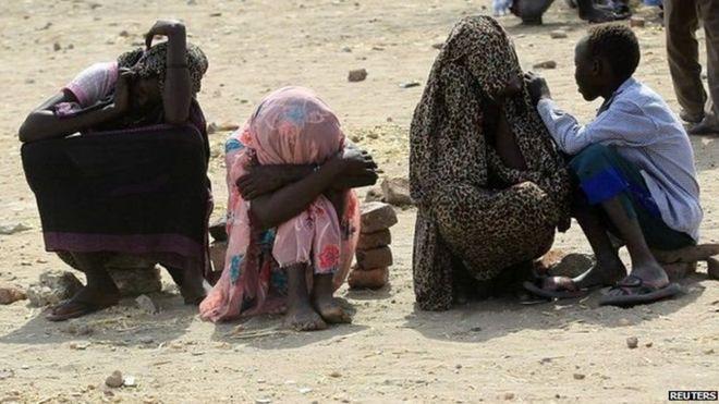 Raia wa Sudan ya Kusini