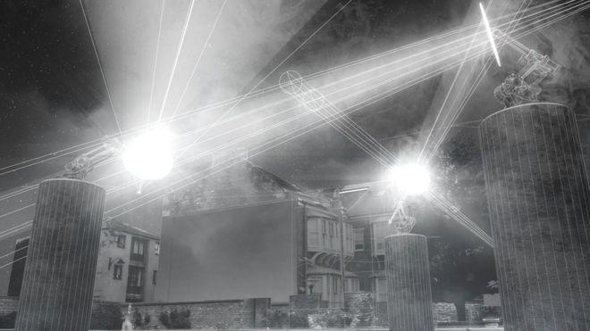 Light installation & Hull City of Culture: u0027Stunningu0027 light show to end year - BBC News azcodes.com