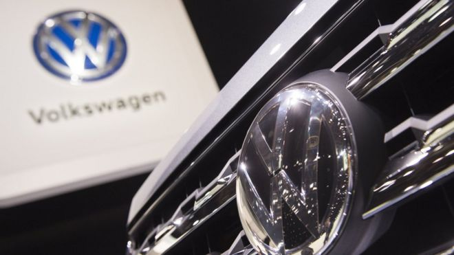 Volkswagen Overtakes Toyota As The World S Biggest Carmaker Bbc News