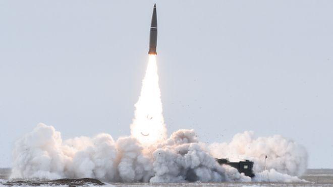 Nükleer savaş ihtimalini artıran silahlar( 11Şubat 2019 )