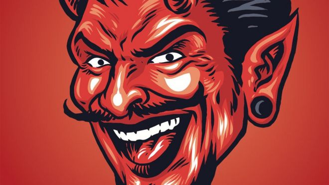 Resultado de imagen de el peor de los males que amenazan al hombre en su camino hacia Dios.