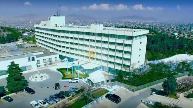 محکومیت گسترده بینالمللی حمله به هتل اینترکنتیننتال کابل