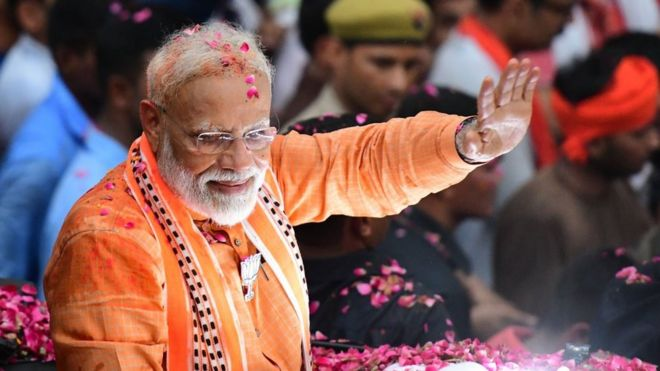India election 2019: 22-26 April the week that was - BBC News