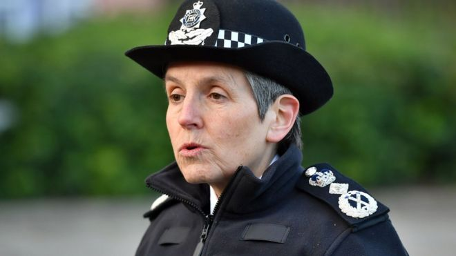 Met Police commissioner Cressida Dick said stop and search will likely increase