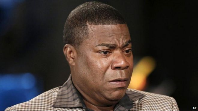 tracy morgan sons