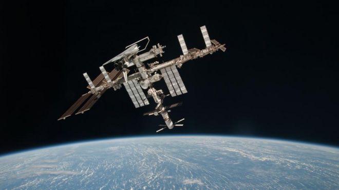 在国际空间站盖尔斯鞋工作的宇航员的工作时间以5分钟为一个时间段,这让他们目标明确。