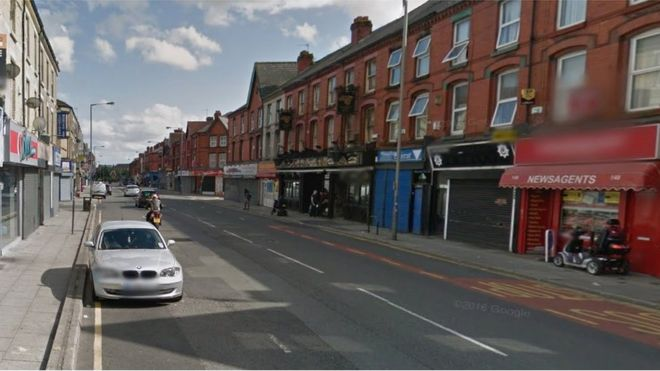 Liverpool City Council proposes 'red route' road restrictions - BBC News