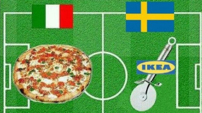 a world cup without italy is like pizza without cheese bbc news