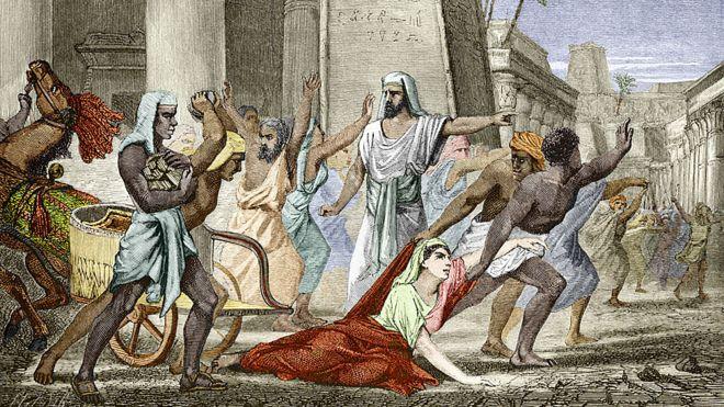 Resultado de imagem para Hipatia: primeira matemática da História e que teve uma morte brutal